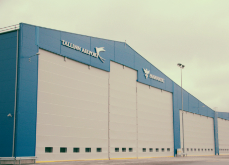 tallinn airport 3