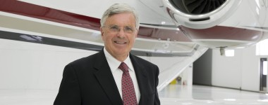 Roger Whyte with Aircraft