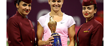 2015 championship winner Lucie Safarova returns this year to defend her title