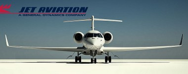 Jet Aviation Banner