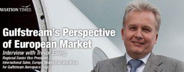 600 Gulfstream Perspective of European Market AVIATION Times