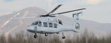 810 KA-62 Russian Helicopters Aviation Times