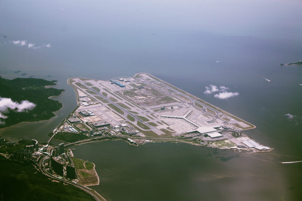 Hong Kong Airport Aviation Times