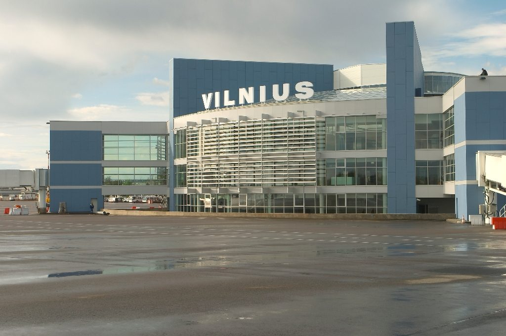 Vilnius Airport Aviation Times
