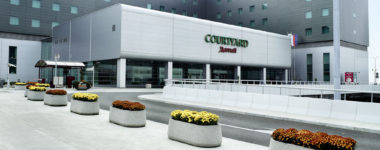 hotel-cortyard