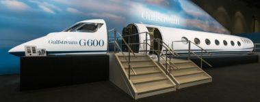 Gulfstream G600 Showcase