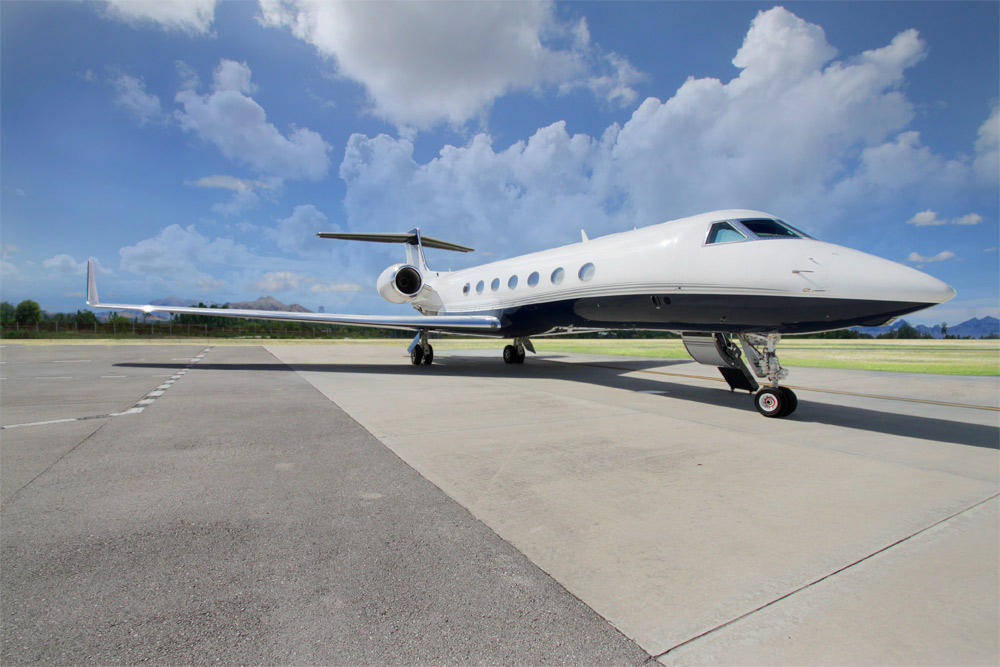 Vertis Aviation is to market EAS Gulfstream 550 internationally
