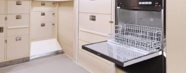 Jet Aviation Dishwasher