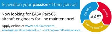 Is aviation your passion? Then, join us!