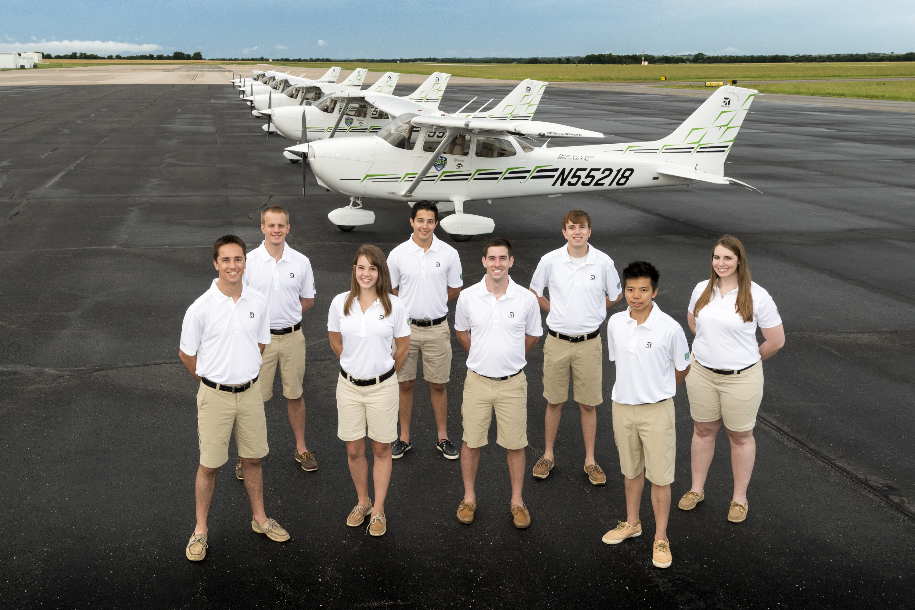 Cessna kicks off third annual Discover Flying Challenge - AVIATION TIMES
