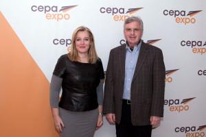 Dagmar Grossmann and Roger Whyte
